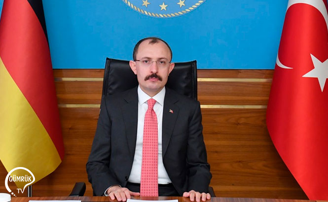 Türkiye-Almanya JETCO İkinci Dönem Toplantısı Yapıldı