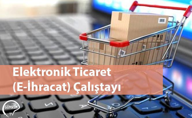 Elektronik Ticaret (E-İhracat) Çalıştayı