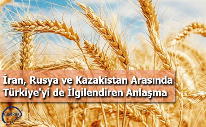 İran, Rusya ve Kazakistan Arasında Türkiye'yi de İlgilendiren Anlaşma