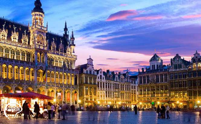 Belçika Mayıs 2020 Sanayi Üretim Endeksi