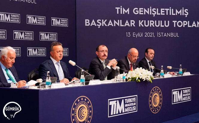 İhracatçılar Ticaret Bakanı Muş'a Talep ve Önerilerini Aktardı