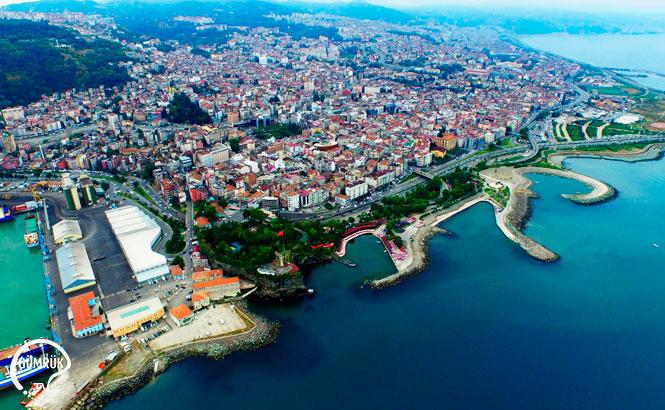 Karadeniz Bölgesinden Rusya'ya İhracatın Lideri Trabzon