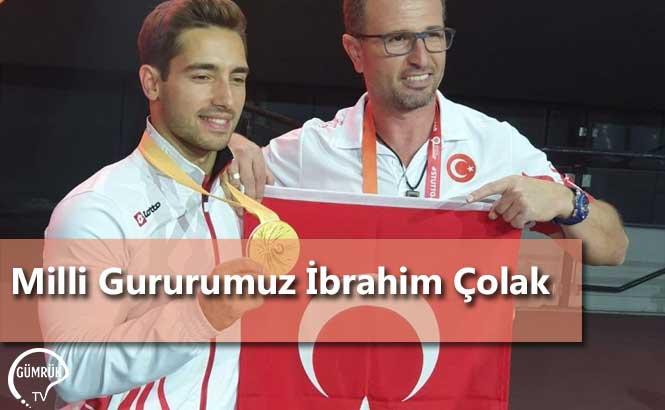 Milli Gururumuz İbrahim Çolak