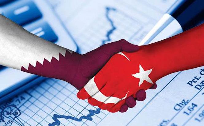 Katar'ın 5 Milyar Dolarlık İthalatının Yarısına Göz Diktik