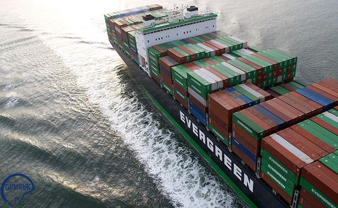 Evergreen Sekiz Adet Konteyner Gemisi Sipariş Etti