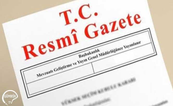 Türkiye-Birleşik Krallık Arasındaki Menşe İşlemleri Protokolü Değişti