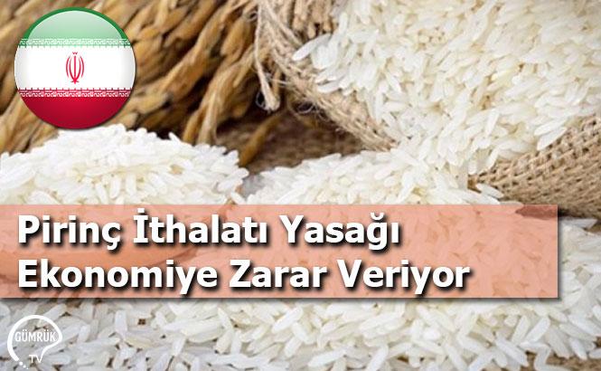 Pirinç İthalatı Yasağı Ekonomiye Zarar Veriyor