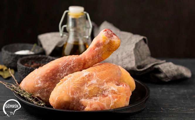 İran Türkiye'den 8 Bin 760 Ton Tavuk İthal Etti
