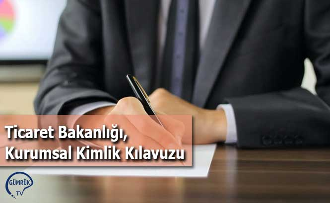 Ticaret Bakanlığı Kurumsal Kimlik Kılavuzu