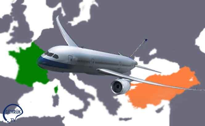 Sürücüler İçin Fransa'ya Uçak Transferleri Yeniden Başladı