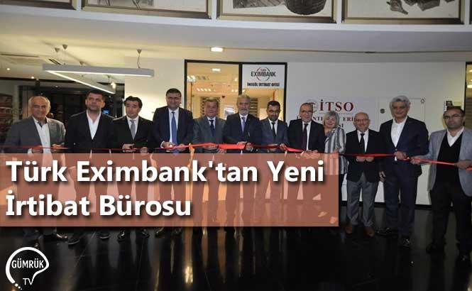 Türk Eximbank'tan Yeni İrtibat Bürosu