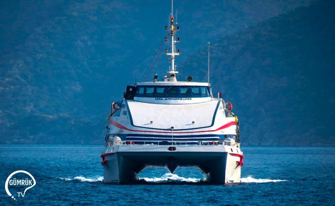Rusya ile Türkiye Arasında Doğrudan Deniz Bağlantısı Açılacak