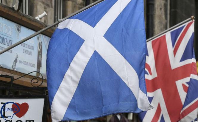 Brexit'le İskoçya 12.7 Milyar Sterlin Zarar Edecek