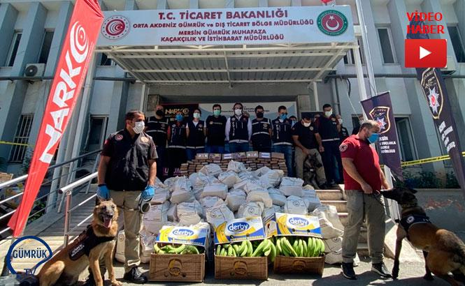 Türk Gümrüklerinde Tarihin En Büyük Uyuşturucu Operasyonu