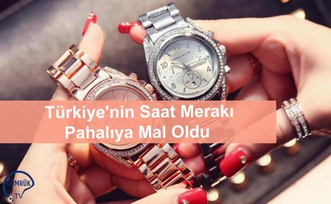 Türkiye'nin Saat Merakı Pahalıya Mal Oldu