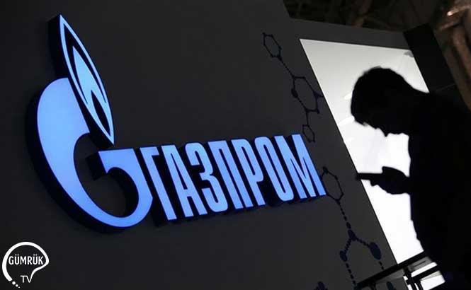 Gazprom'dan Türkiye'ye Rekor Doğalgaz İhracatı