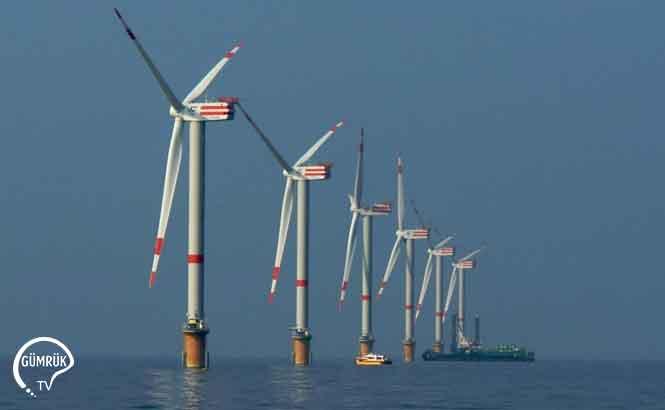 İngiltere'de Rüzgâr Çiftlikleri 2030'a Kadar Her Eve  Enerji Sağlayabilecek