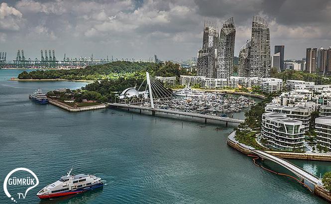 UNCTAD'a Göre Singapur Asya'da En Çok Yatırım Alan 3'üncü Ülke