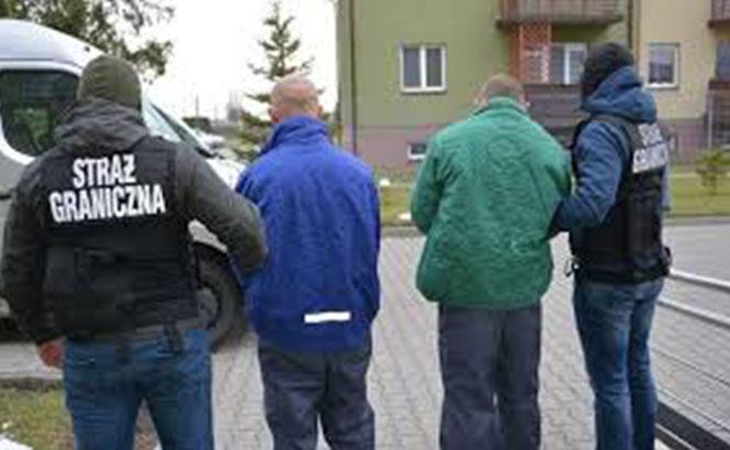 Ukrayna Gümrüğü'nde Rüşvet Operasyonu