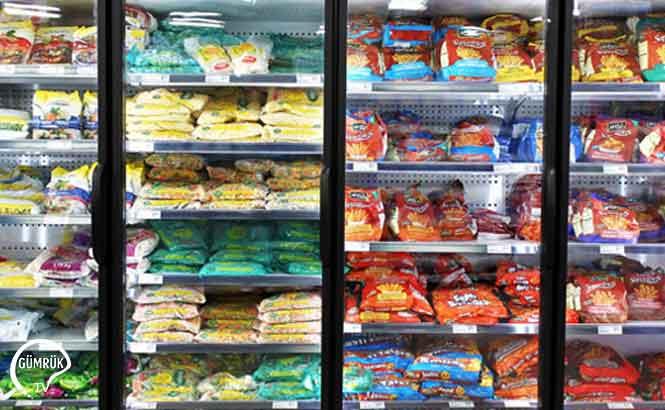 Çin'in Dondurulmuş Gıda İthalatında Covid-19 Testi Belirleyici