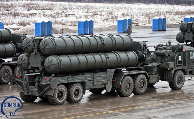 Rus Ordusunun S-400 Sistemi Türkiye'ye İhraç Edilecek