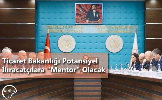 Ticaret Bakanlığı Potansiyel İhracatçılara