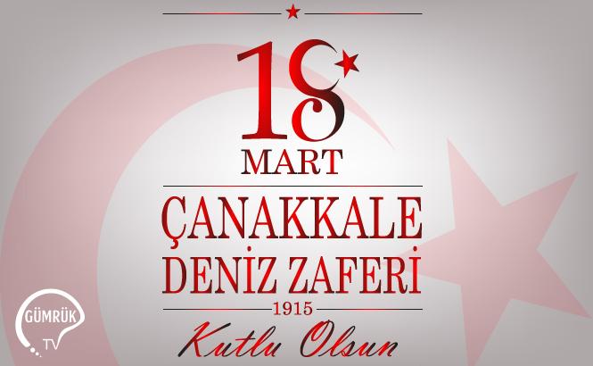 18 Mart Çanakkale Deniz Zaferi'nin 104'üncü Yıl Dönümü