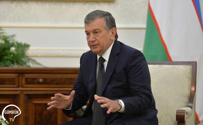 Özbekistan Cumhurbaşkanı Şavkat Mirziyoyev, Türkiye'nin Serbest Bölge Deneyiminin İncelenmesini İstedi