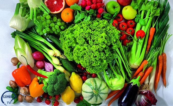 Rusya'nın Sebzesi Meyvesi Trabzon'dan