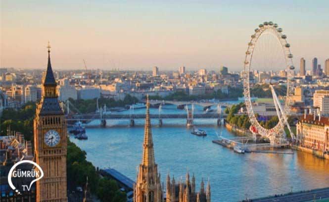 İngiltere'de Çok Sayıda Perakende Mağazası Kapandı