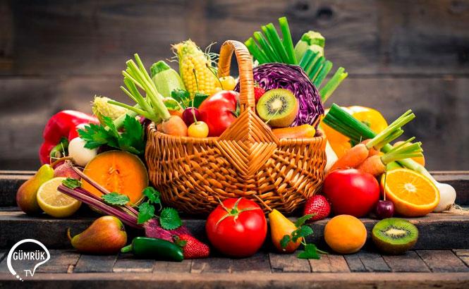 Rusya ve Ukrayna'ya Yaş Meyve Sebze İhracatı Yetkilendirme