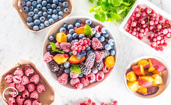 Dondurulmuş Meyve Sebze İhracatı Yılın İlk Yarısında Yüzde 32 Arttı