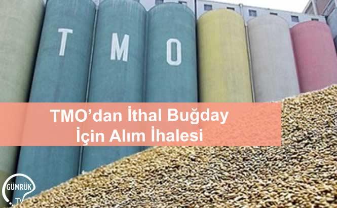 TMO'dan İthal Buğday İçin Alım İhalesi