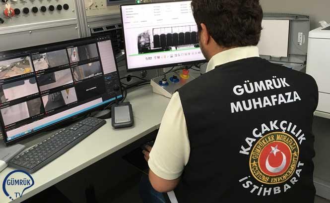 Antalya Gümrük Muhafaza Kaçakçılık ve İstihbarat Müdürlüğü Ekipleri Denizde ve Karada Kaçakçılığa Geçit Vermiyor