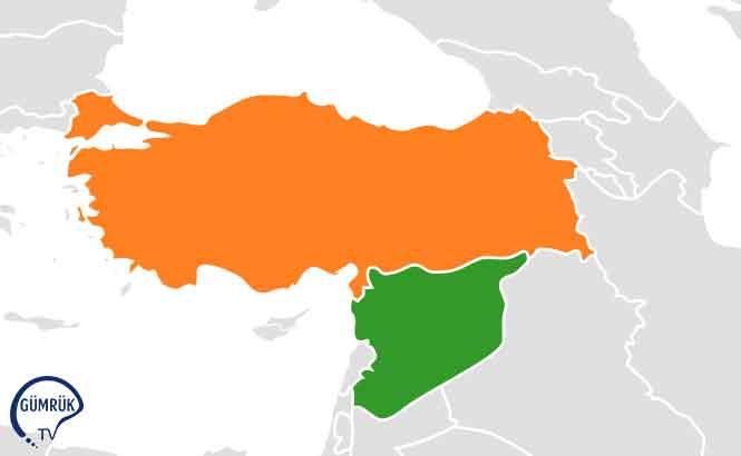 Suriye'ye Yapılacak Ticarette Gümrük Hizmetine Konu Eşya Listeleri