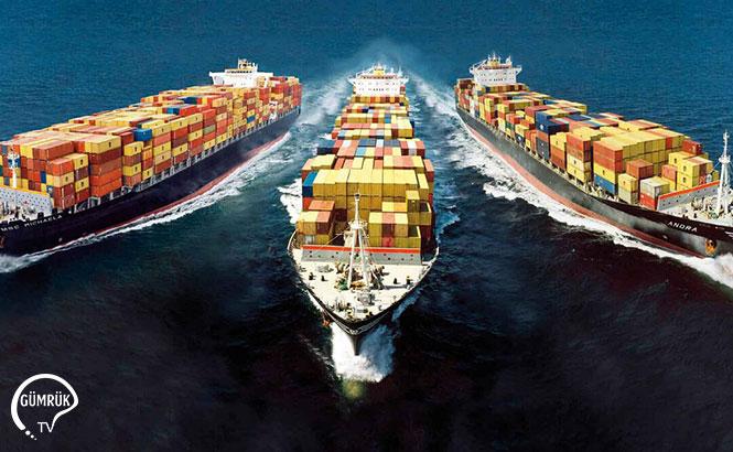 Dış Ticarette En Çok Deniz Yolu Taşımacılığı Kullanılıyor