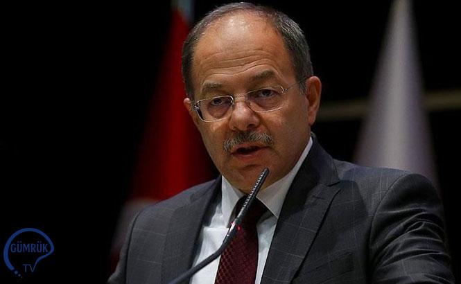 Başbakan Yardımcısı Recep Akdağ Gümrük Müşavirleri Hizmet Ücretlerine Üst Sınır Getiriyoruz