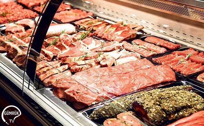 'İthal Et Toplam Et İhtiyacının Yüzde 5'i Oranında'