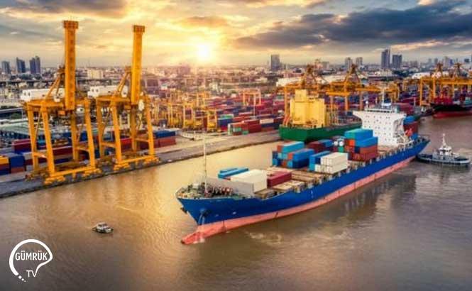 Dış Ticarette En Çok Kullanılan Taşıma Şekli Deniz Yolu