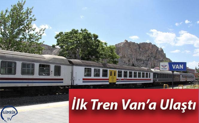 İlk Tren Van'a Ulaştı, Sıra Ankara'da