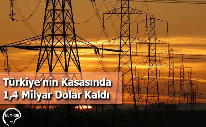 Türkiye'nin Kasasında 1,4 Milyar Dolar Kaldı