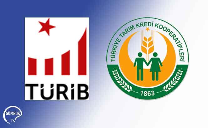Sözleşmeli Tarımda TÜRİB ve TARIM KREDİ İş Birliği