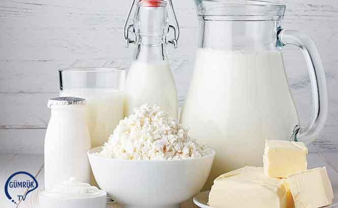 İran Krema ve Süt Tozu İhracatına Gümrük Vergisi Koydu
