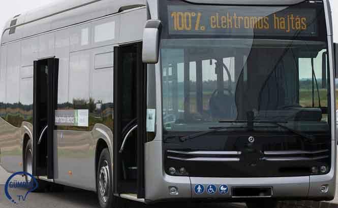 Macaristan'a Otobüs İhracatı
