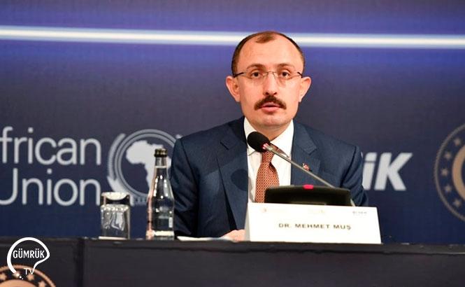 Bakan Muş, Türkiye-Afrika 3. Ekonomi ve İş Forumu'na Katıldı