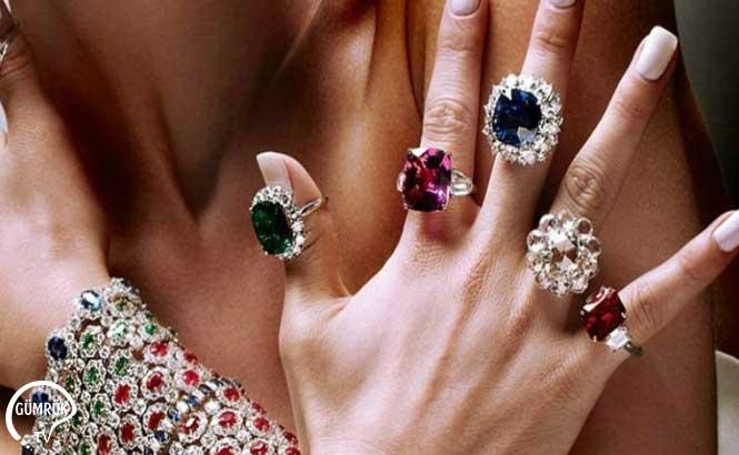 Türkiye'nin Mücevherleri Yurt Dışında Parlıyor