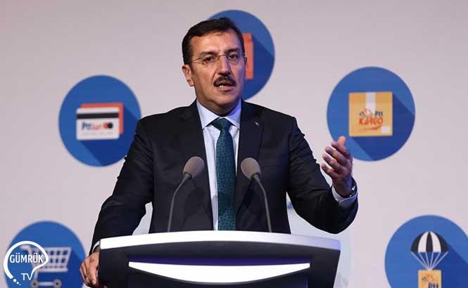 Bakan Tüfenkci'den e-Ticaret Sitelerine Uyarı