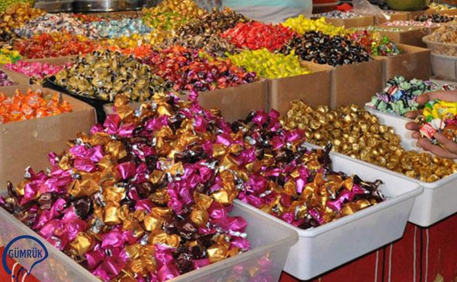 Türk Şekerleme Sektörü İhracatta Avrupa'ya Odaklandı