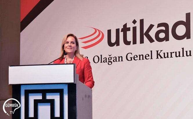 """UTİKAD Başkanı Ayşem Ulusoy: """"Kadının Lojistikteki Yerini Değil Etkinliğini Konuşalım"""""""