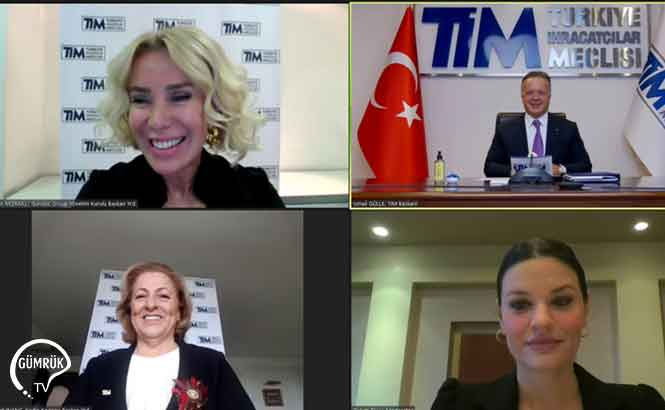 TİM Women Export Talks Başladı
